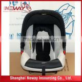 Baby car seat booster cushion,car cushion with neck