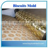 cracker and mouled biscuits mold