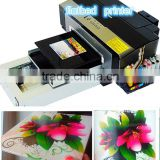 multifunction flatbed digital ink jet marking printer /DTG printer ,digital printer , flatbed multifunctional printer