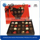 Creative design wholesale chocolate box for wedding invitation                                                                                                         Supplier's Choice