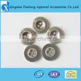 metal sew toggle coat button