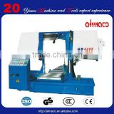 ALMACO well function all types metal cutting bandsaw universal
