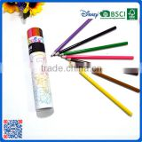 12 pcs 7 inch recyclable paper material colour pencils with oem logo                                                                                                         Supplier's Choice