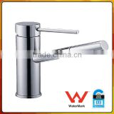 long water mouth single handle Watermark DR brass washing basin tap HD6021