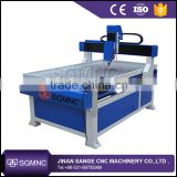 Wooden door engraving machine , cnc router wood carving equipment for furniture making