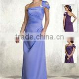 Multi-color Career Dress Strapless Mother of The Bride Dress XYY-wy021-8
