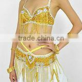 SWEGAL 2013 SGBDP13136 1color yellow fashion sexy belly dance modern skirts