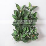 decorative garden fencing factory direct sale artificial topiary boxwood leaves grass carpet for hedge decor