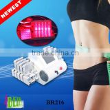 528 diodes laser 4D Lipolaser selling Lipo laser fat burning beauty equipment br216
