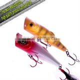 fishing lure popper Crazy Water 65mm 8g