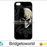 New Ultra Skull Skeleton Patterns Style Design Back Case For iPhone 6 4.7''/6 plus 5.5'' Plastic Hard Cases Protective Hot Sale