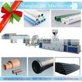 PVC plastic pipe production line/making machine/pvc pipe extrusion line(CC6)                                                                                         Most Popular
