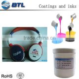 Silicone bright surface solvent based Printing Ink Base HSL-Q120