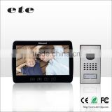 10 inch Plastic Material and Door Viewers Type digital door peephole camera with motion sensor