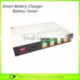 High quality battery discharge tester, metal case auto battery tester