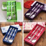 Great Gifts More Colors Spoon Chopsticks and Fork set