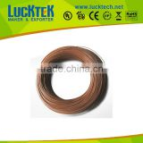 UL approved teflon cable with 200 degree PVC jacket