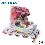 Action/Senhai Aggressive Inline Skates Roller Blades Skates Professional Inline Speed Skates For Children and Kids Shoes
