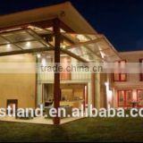 China Alibaba steel structure house ; prefabricated steel structure house ;luxury container house