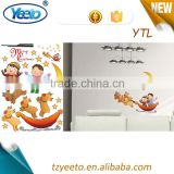 vinyl kids height wall stickers