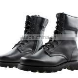 Anti-slip,oil and acid resistance zipper military boots                                                                         Quality Choice