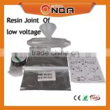 Resin Cast Low Voltage Cable Joint Kits,Transparent Straight Cable Joint