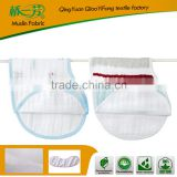 3pcs pack 100% cotton baby burp cloth