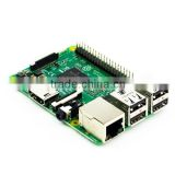 NEW ! Raspberry Pi 3 Model B Quad Core 64bit 1.2GHz 1GB RAM WiFi & Bluetooth 4.0