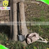 New arrival tools military outdoor camping multifunction shovel hoe knife hammer car emergency tool