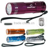 Pocket Aluminum Ultra-Bright LED Flashlight