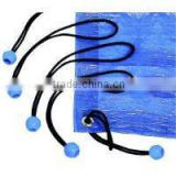 Tarpaulin accessories (High quality black color Ball bungee )