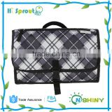 Infant Waterproof Portable Mat Diaper Bag Baby Changing Pad