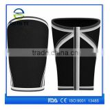 Amazon Hot Selling Products 7mm Neoprene Knee Sleeves Powerlifting , Neoprene Compression Knee Sleeves