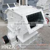 2016 China supplier gem stone cutting machine hammer crusher machine