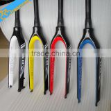 New arrival 26er/27.5er/29er carbon forks dics brake bike mtb carbon forks carbon mountain bike front forks