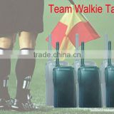 Interphone Professional Referee Walkie-Talkie Equipment