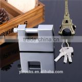 Hardened Steel Armoured Rectangle iron Padlock