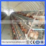 galvanized Q235 steel wire poultry cage equipment for Kenya Nigerian farm(Guangzhou Factory)