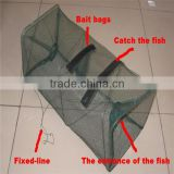 Metal Frame plastic fishing crab lobster trap