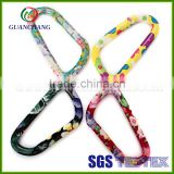 Popular Design D-shaped Metal Aluminum Carabiner For Climbing