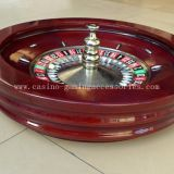 Professional Manual Russian Roulette Wheel / Roulette Ball
