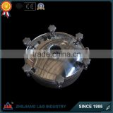 BLS YAF stainless steel sanitary square manhole cover for tank from professional manufacture