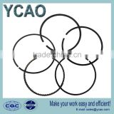 Best quality!!Honda quality GX160 GX200 piston ring set for gasoline engine generator spare parts replacement