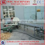 30KW wood cutting machine,cut to pieces for grinding,milling to powder,wood chipper