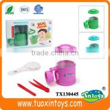 plastic science kits toy, school kids science experiment