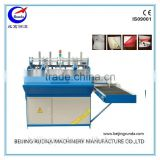 INQUIRY ABOUT glue machine for flyleaf paper