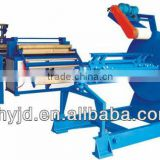 Newest duct manufacture decoiling and straightening machine Model: HCP-1300J