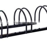 outdoor bicycle parking rack for 3 bikes