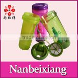 450ML Double Wall Plastic Tritan Sport Water Bottle
