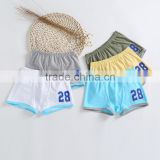 Cute Cartoon Printed Kids thong underwear Boy undewear children underwear